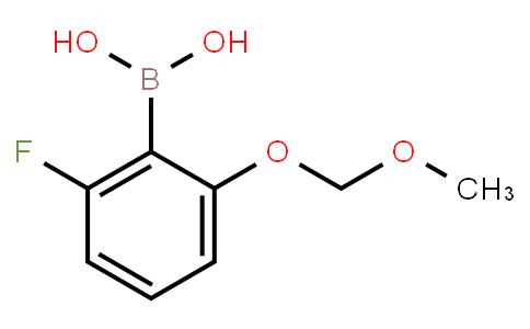 BP23758 | 2121511-85-9 | 2-Fluoro-6-(methoxymethoxy)phenylboronic acid