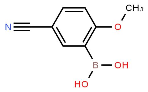 BP23765   612833-37-1   5-Cyano-2-methoxyphenylboronic acid