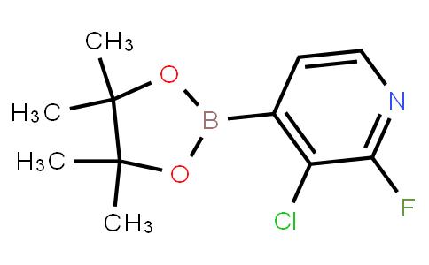 BP23774 | 1073353-71-5 | 3-Chloro-2-fluoropyridine-4-boronic acid pinacol ester