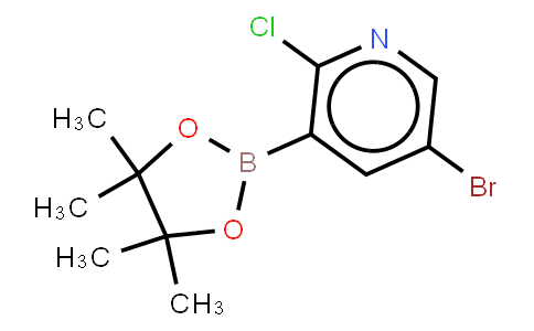 BP23778 | 1073354-79-6 | 5-Bromo-2-chloropyridine-3-boronic acid, pinacol ester