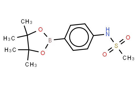 BP23785   616880-14-9   4-Methanesulfonylaminophenylboronic acid, pinacol ester