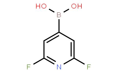 BP23790 | 401816-16-8 | 2,6-Difluoro-4-pyridylboronic acid