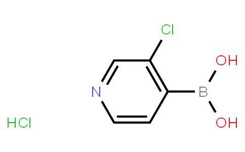BP23794 | 3-Chloropyridine-4-boronic acid HCl