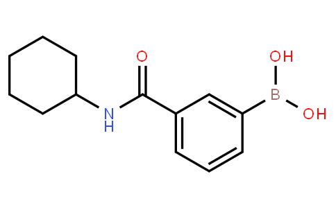 BP23799   850567-25-8   3-(Cyclohexylaminocarbonyl)phenylboronic acid