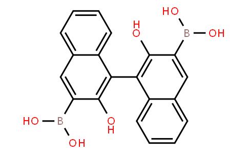 BP23800   957111-27-2   (S)-2,2'-Dihydroxy-1,1'-binaphthalene-3,3'-diboronic acid