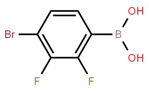 BP23801   374790-99-5   4-Bromo-2,3-difluorophenylboronic acid