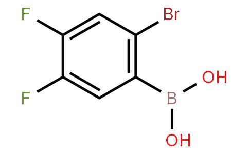 BP23802   849062-34-6   2-Bromo-4,5-difluorophenylboronic acid