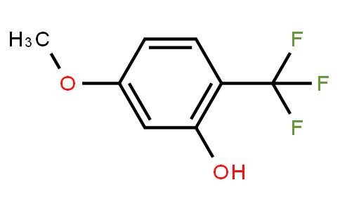 BP23817   106877-40-1   5-Methoxy-2-(trifluoroMethyl)phenol