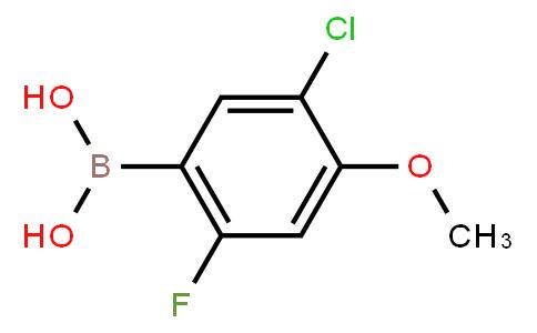 BP23822 | 1072952-18-1 | 5-Chloro-2-fluoro-4-methoxyphenylboronic acid