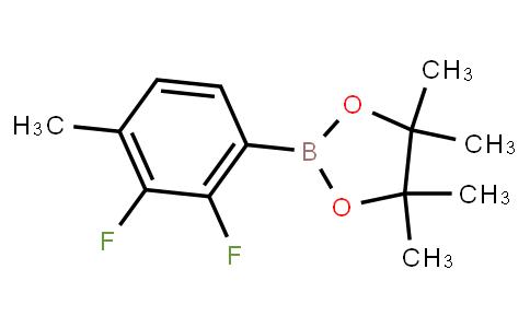 BP23823   1116681-99-2   2,3-Difluoro-4-methylphenylboronic acid pinacol ester