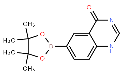 BP23828   1009303-58-5   6-(4,4,5,5-tetramethyl-1,3,2-dioxaborolan-2-yl)quinazolin-4(1H)-one
