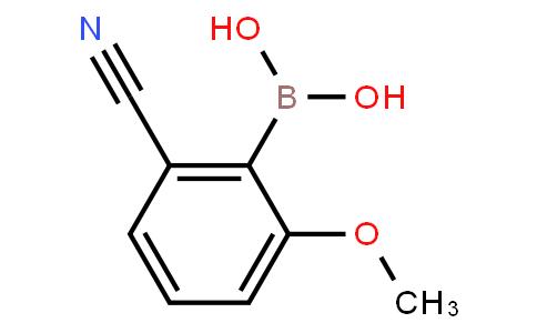 BP23849 | 1164100-85-9 | 2-cyano-6-methoxyphenylboronic acid