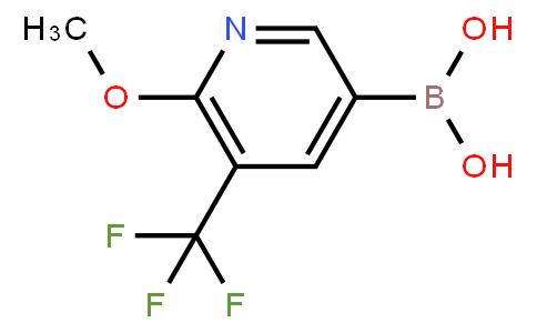 BP23858   1420830-61-0   (6-methoxy-5-(trifluoromethyl)pyridin-3-yl)boronic acid