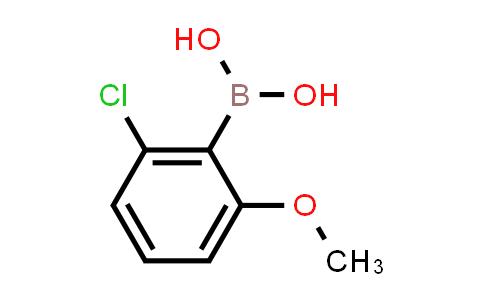 BP23885 | 385370-80-9 | 2-chloro-6-methoxyphenylboronic acid