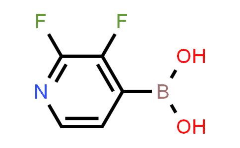 BP23902 | 1263374-42-0 | 2,3-Difluoropyridine-4-boronicacid
