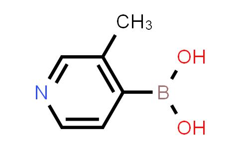BP23906 | 894808-72-1 | (3-methylpyridin-4-yl)boronic acid