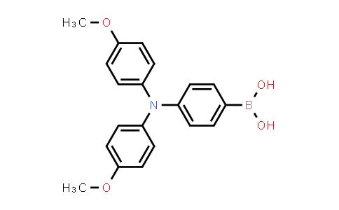 BP23917 | 201802-29-1 | [4-(4-Methoxy-N-(4-methoxyphenyl)anilino)phenyl]boronic acid