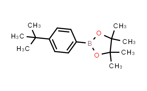 BP23923   214360-66-4   2-(4-(tert-butyl)phenyl)-4,4,5,5-tetramethyl-1,3,2-dioxaborolane
