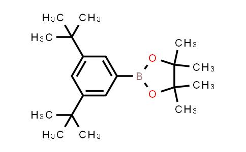 BP23924 | 1071924-13-4 | 2-[3,5-Bis(1,1-dimethylethyl)phenyl]-4,4,5,5-tetramethyl-1,3,2-Dioxaborolane