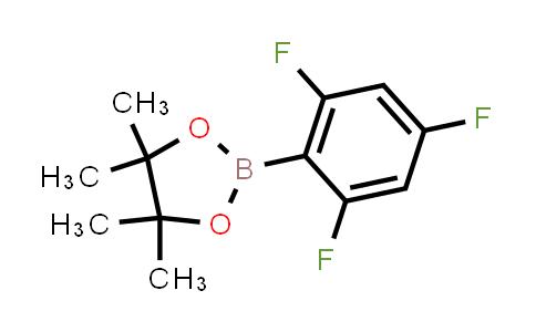 BP23927   325143-04-2   4,4,5,5-Tetramethyl-2-(2,4,6-trifluorophenyl)-1,3,2-dioxaborolane