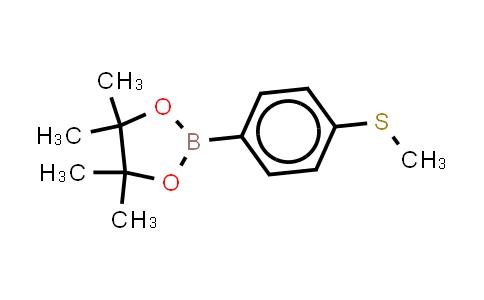 BP23939 | 190788-58-0 | 4-(Methylthio)phenylboronic acid pinacolate