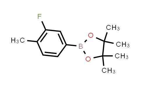 BP23950   903895-56-7   2-(3-Fluoro-4-methylphenyl)-4,4,5,5-tetramethyl-1,3,2-dioxaborolane