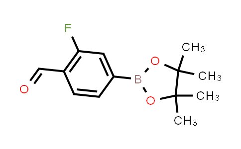 BP23951 | 503176-50-9 | 2-Fluoro-4-(4,4,5,5-tetramethyl-1,3,2-dioxaborolan-2-yl)benzaldehyde