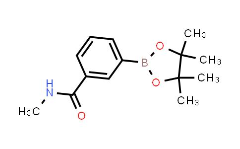 BP23971   1197171-76-8   N-Methyl-3-(4,4,5,5-tetramethyl-1,3,2-dioxaborolan-2-yl)benzamide