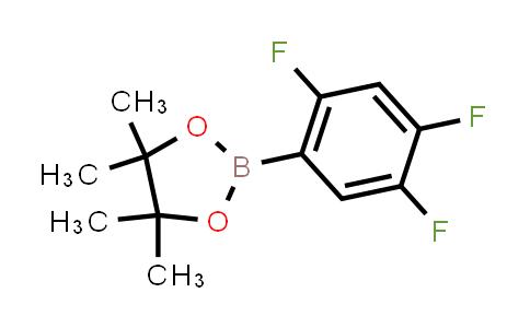 BP23974 | 1165935-99-8 | 4,4,5,5-Tetramethyl-2-(2,4,5-trifluorophenyl)-1,3,2-dioxaborolane