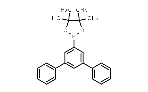 BP23980 | 1036378-83-2 | 2-([1,1':3',1''-terphenyl]-5'-yl)-4,4,5,5-tetramethyl-1,3,2-dioxaborolane