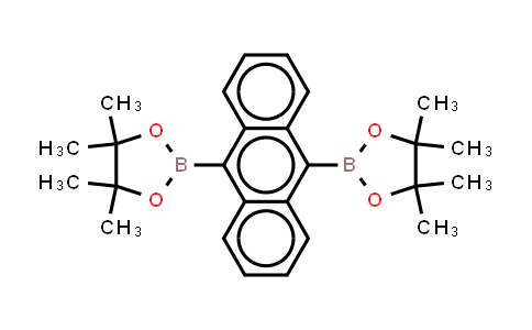 BP24009 | 863992-56-7 | 9,10-Anthracenediboronic acid bis(pinacol) ester