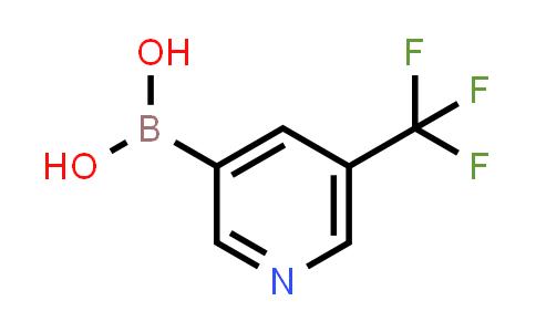 BP24030 | 1084953-47-8 | 5-Trifluoromethylpyridine-3-boronic acid