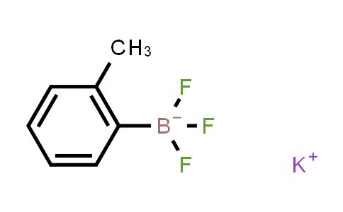 BP24033 | 274257-34-0 | POTASSIUM (2-METHYLPHENYL)TRIFLUOROBORATE