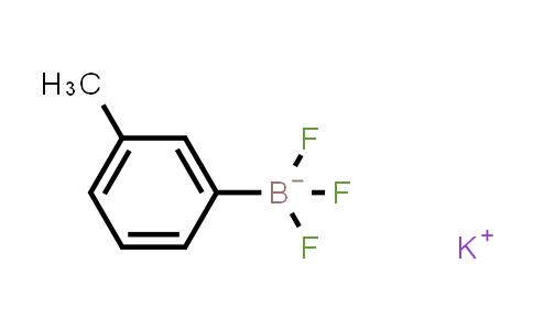 BP24034   850623-42-6   POTASSIUM (3-METHYLPHENYL)TRIFLUOROBORATE