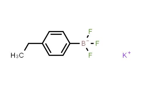 BP24037 | 1160725-33-6 | potassium p-ethylphenyltrifluoroborate