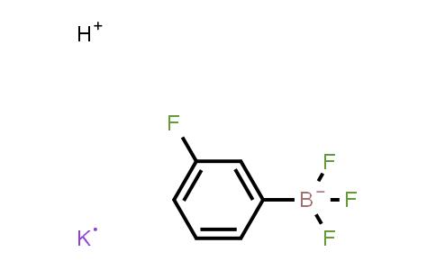 BP24040 | 267006-24-6 | 3-fluorophenyltrifluoroboric acid potassium salt