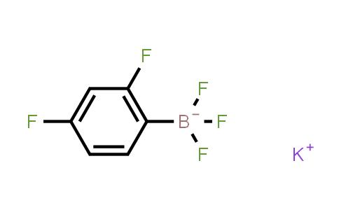 BP24041 | 871231-41-3 | Potassium 2,4-difluorophenyltrifluoroborate