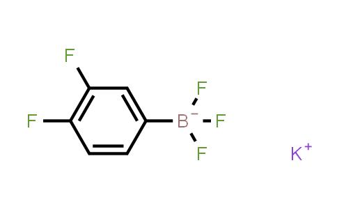 BP24042   1033592-49-2   Potassium (3,4-difluorophenyl)trifluoroborate
