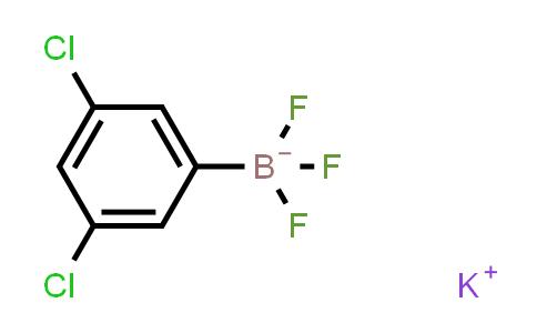 BP24046 | 929626-20-0 | Potassium 3,5-dichlorophenyltrifluoroborate