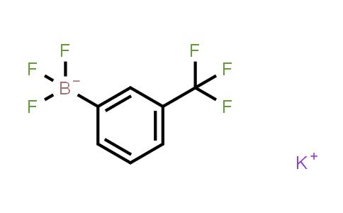 BP24048   816457-58-6   Potassium 3-(trifluoromethyl)phenyltrifluoroborate