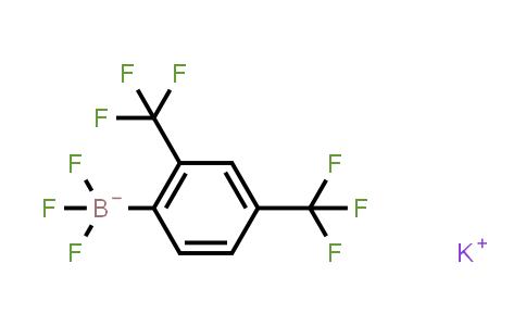 Potassium 2,4-bis(trifluoromethyl)phenyltrifluoroborate
