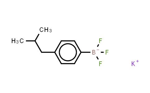 BP24068 | 850623-66-4 | Potassium(4-isobutylphenyl)trifluoroborate