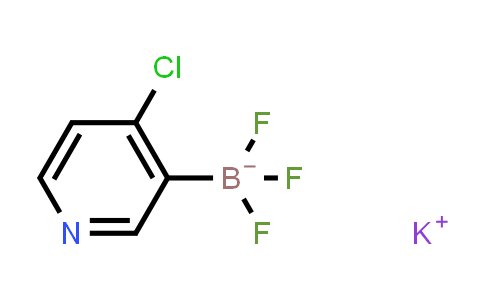 BP24069 | 1245906-67-5 | Potassium (4-chloropyridin-3-yl)trifluoroborate