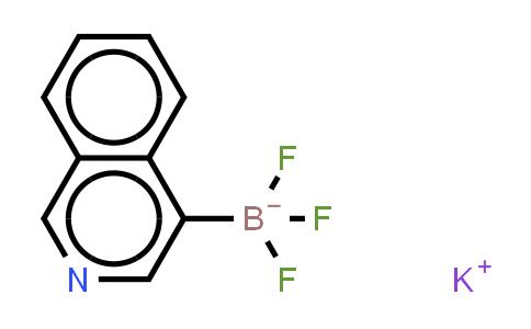 BP24074 | 1111733-07-3 | POTASSIUM ISOQUINOLINE-4-TRIFLUOROBORATE