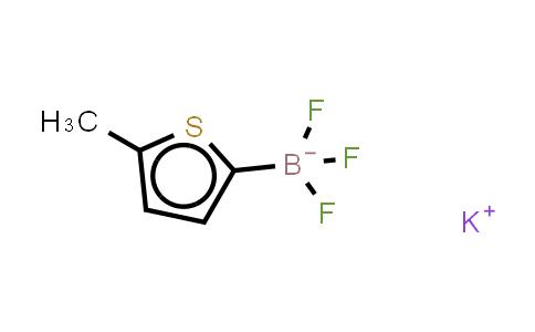 BP24075 | 871231-40-2 | Potassium 5-methyl-2-thiophenetrifluoroborate