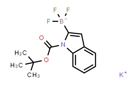 BP24077   945493-51-6   Potassium [1-(tert-Butoxycarbonyl)-1H-indole-2-yl]trifluoroborate