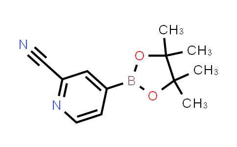 BP24127 | 741709-62-6 | 4-(4,4,5,5-tetramethyl-1,3,2-dioxaborolan-2-yl)picolinonitrile