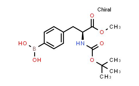 BP24128 | 224824-22-0 | (S)-4-(2-(tert-butoxycarbonylamino)-3-methoxy-3-oxopropyl)phenylboronic acid