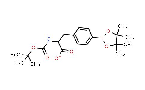 BP24130 | 220587-29-1 | 2-(tert-butoxycarbonylamino)-3-(4-(4,4,5,5-tetramethyl-1,3,2-dioxaborolan-2-yl)phenyl)propanoate
