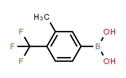 BP24135 | 864759-67-1 | 3-methyl-4-(trifluoromethyl)phenylboronic acid